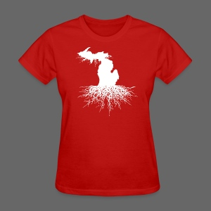 Michigan Roots - Women's T-Shirt