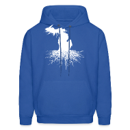 Hoodies ~ Men's Hoodie ~ Michigan Roots