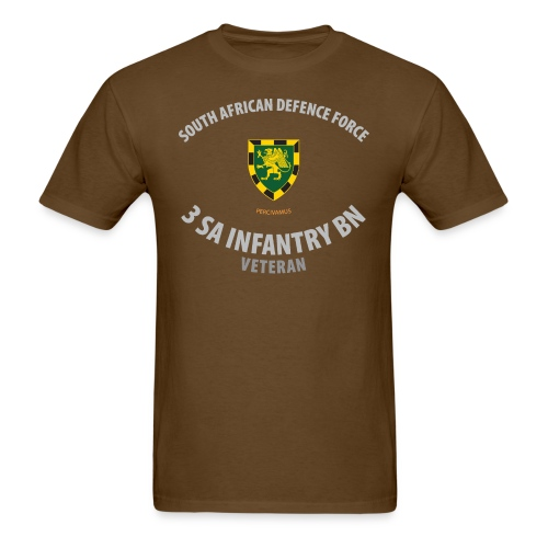 SADF 3 SA Infantry Battalion - Men's T-Shirt