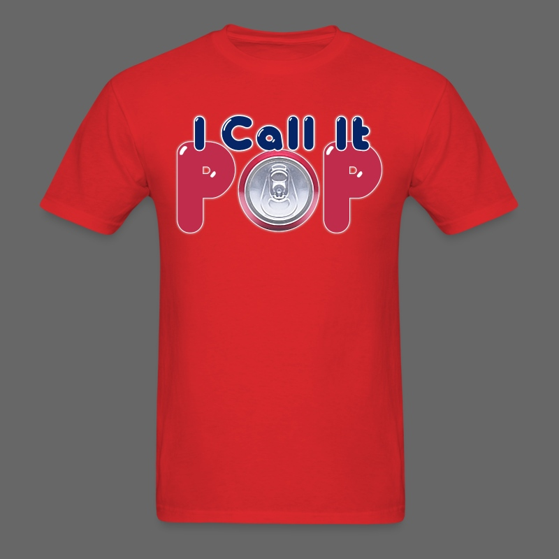 I Call It Pop - Men's T-Shirt