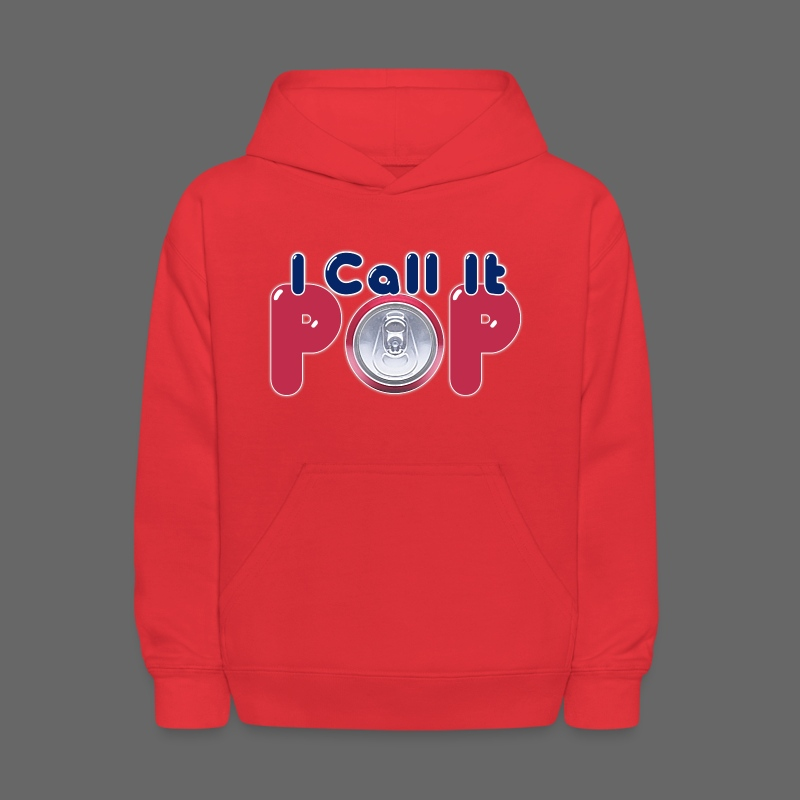 I Call It Pop - Kids' Hoodie