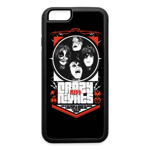 Crazy KISS Nights (iPhone6) - iPhone 6/6s Rubber Case