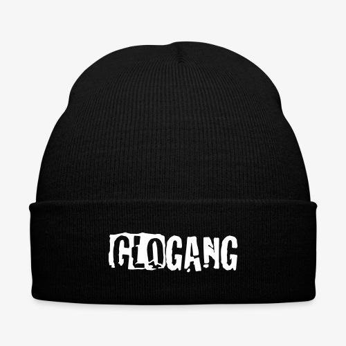 GloGang™ Knit Hat - Knit Cap with Cuff Print