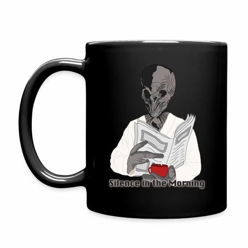 Silence in the Morning Mug - Full Color Mug