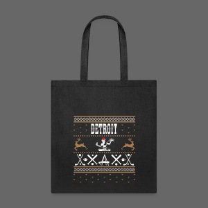 Detroit Ugly Sweater - Tote Bag