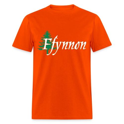 Ffynnon Michael Orange Tee - Men's T-Shirt