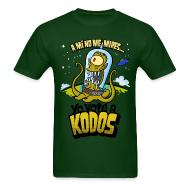 T-Shirts ~ Men's T-Shirt ~ Los Simpson: Yo Voté a Kodos (color) [ESP]