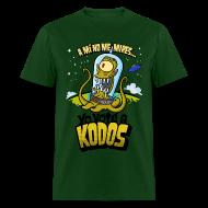 T-Shirts ~ Men's T-Shirt ~ Los Simpson: Yo Voté a Kodos (color) [ESP]