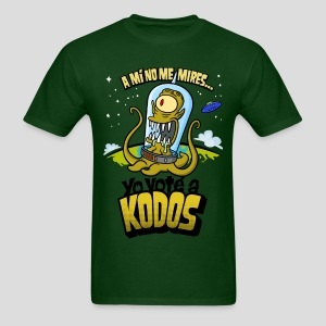 Los Simpson: Yo Voté a Kodos (color) [ESP] - Men's T-Shirt