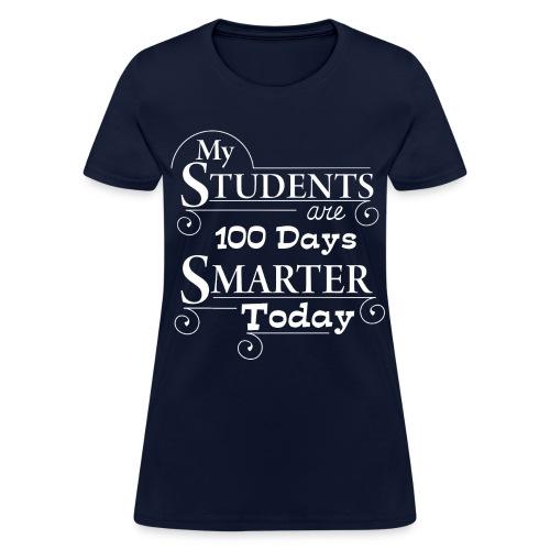 100th Day of School - Women's T-Shirt