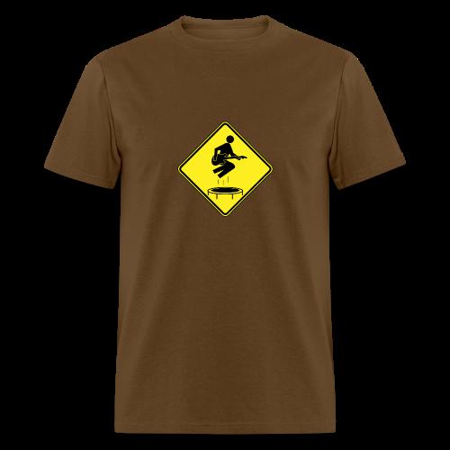 You Enjoy Mini-Tramps - Men's T-Shirt