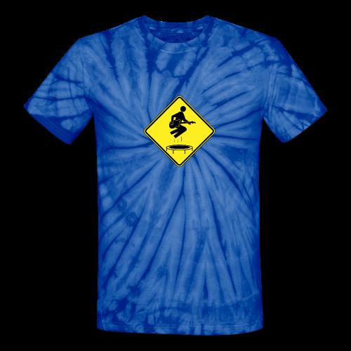 You Enjoy Mini-Tramps - Unisex Tie Dye T-Shirt