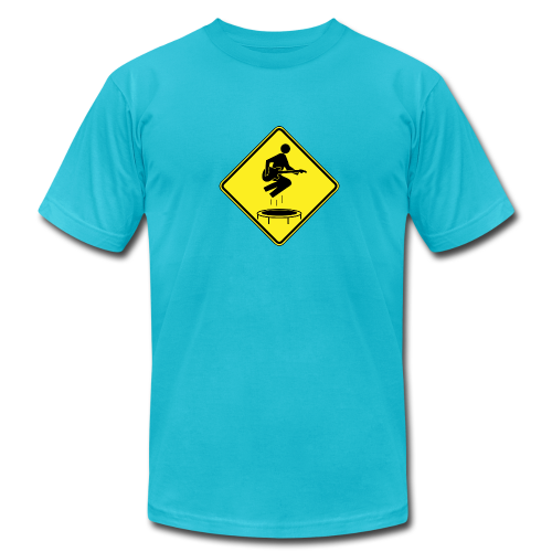 You Enjoy Mini-Tramps - Men's  Jersey T-Shirt