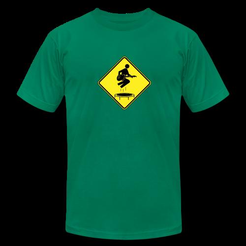 You Enjoy Mini-Tramps - Men's Fine Jersey T-Shirt