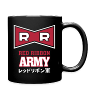 Mugs & Drinkware ~ Full Color Mug ~ Dragonball: Red Ribbon Army