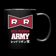 Mugs & Drinkware ~ Full Color Mug ~ Dragonball: Red Ribbon Army