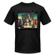 T-Shirts ~ Men's T-Shirt by American Apparel ~ The Apotheosis of Homer