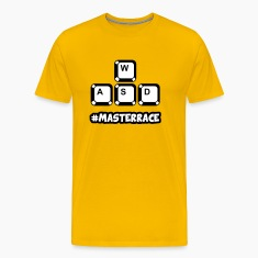 PC Masterrace T-Shirts