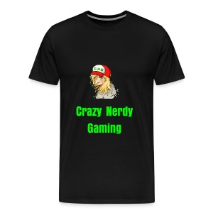 CNG Awesome Tee - Men's Premium T-Shirt