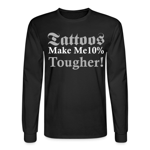 Men's Long Sleeved T-Shirt - Men's Long Sleeve T-Shirt