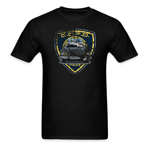 G.C.P.D. Short Sleeve T-Shirt - Men's T-Shirt
