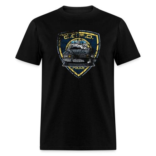 G.C.P.D. Short Sleeve T-Shirt - Men's T-Shirt