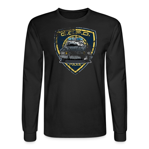 G.C.P.D. Long Sleeve T-Shirt - Men's Long Sleeve T-Shirt
