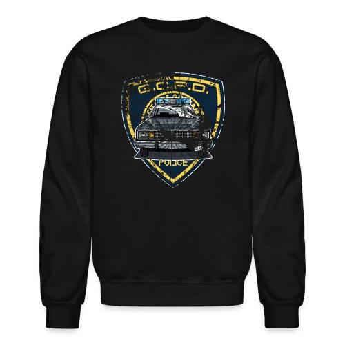 G.C.P.D. Crewneck Sweatshirt - Crewneck Sweatshirt