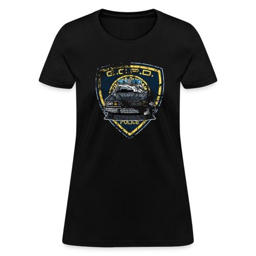 G.C.P.D. Ladies T-Shirt - Women's T-Shirt