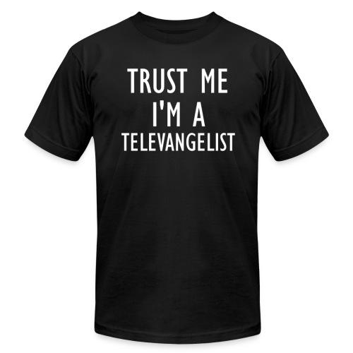Trust Me Televangelist - Mens - Men's Fine Jersey T-Shirt