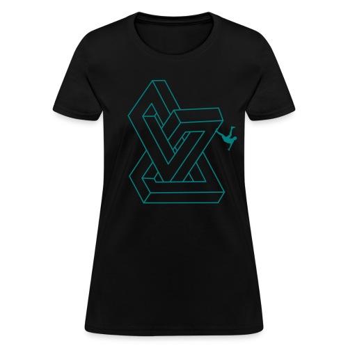 Never-ending Shape - Women's T-Shirt