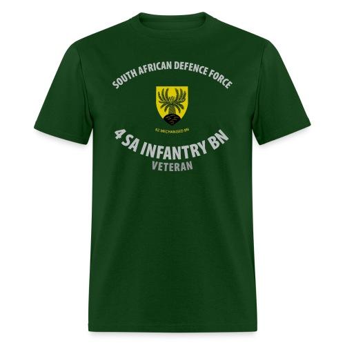 SADF 4 SA Infantry Battalion - Men's T-Shirt