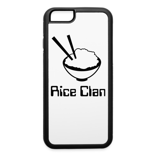 iPhone 6 Rice Clan Case - iPhone 6/6s Rubber Case