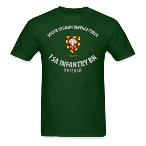 SADF 1 SA Infantry Battalion - Men's T-Shirt