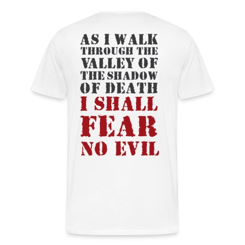 Fear No Evil Tee - Men's Premium T-Shirt