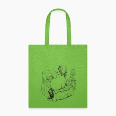 PonyBed Thelwell Cartoon Bags & backpacks