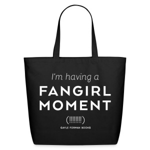Fangirl Moment! Tote Large - Eco-Friendly Cotton Tote