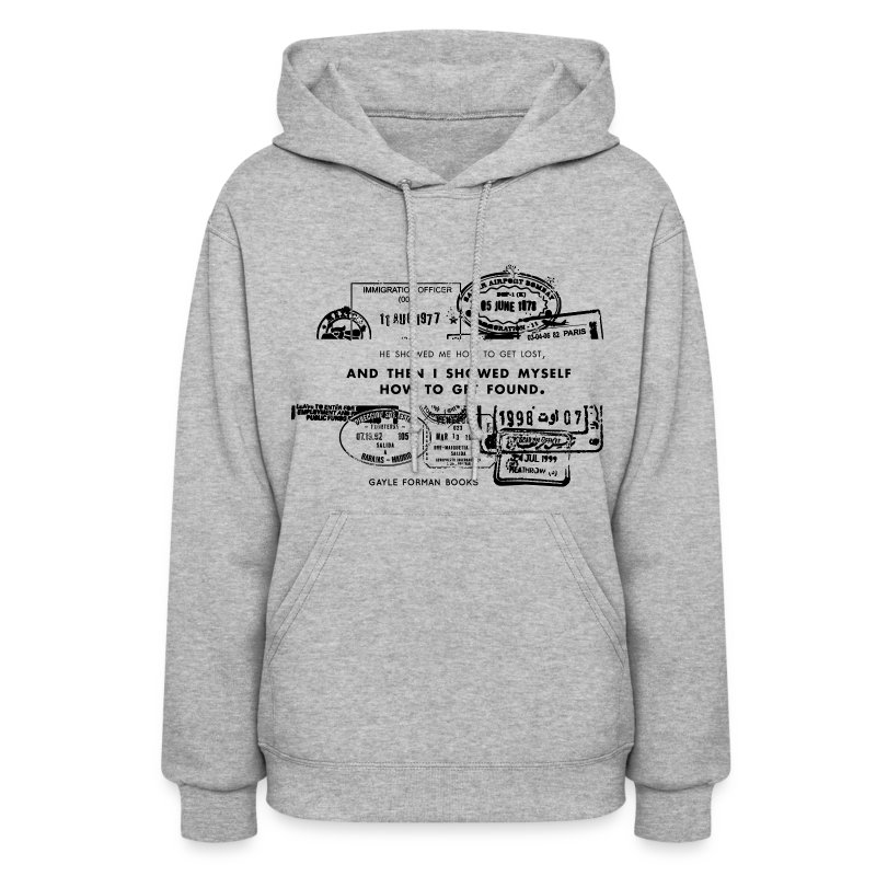 Lost and Found Women's Hoodie - Women's Hoodie
