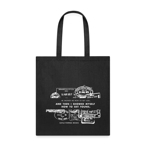 Lost and Found Tote - Tote Bag