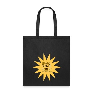 Fangirl Moment Star Tote - Tote Bag