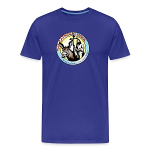 Men's The Catholic Hack T-Shirt - Men's Premium T-Shirt