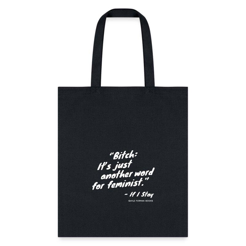 Feminist Tote - Tote Bag