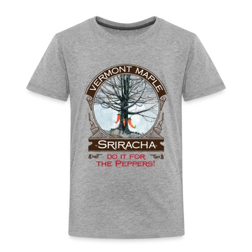Toddler 1 Sided T-Shirt - Toddler Premium T-Shirt