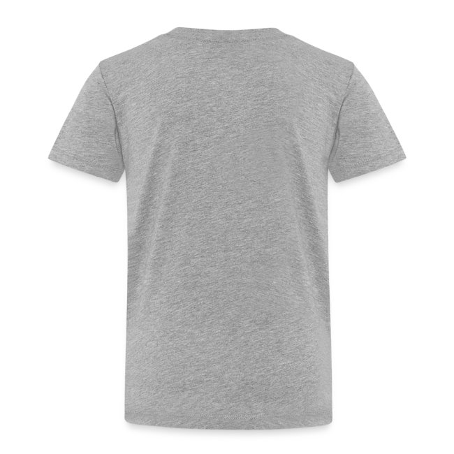 Toddler 1 Sided T-Shirt