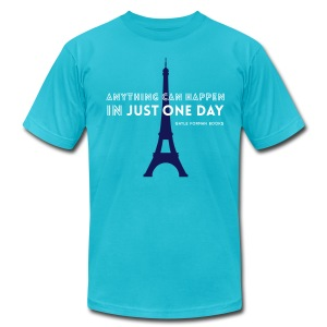 Just One Day Men's T-Shirt - Men's T-Shirt by American Apparel
