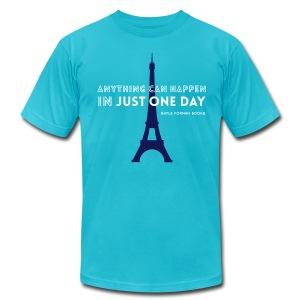 Just One Day Men's T-Shirt - Men's Fine Jersey T-Shirt