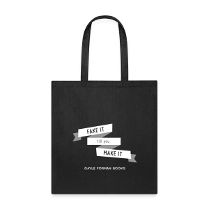 Fake It Tote - Tote Bag
