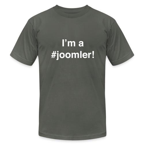 #joomler shirt - Men's Fine Jersey T-Shirt