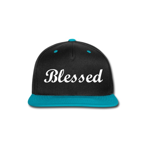 Blessed - Snap-back Baseball Cap