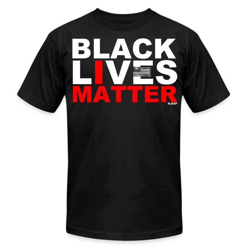 Black Lives Matter - Men's Fine Jersey T-Shirt